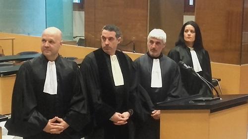Prestation de serment des juges consulaires
