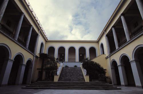 Cour intérieure
