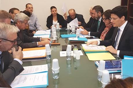 Conseil d'administration du CDAD