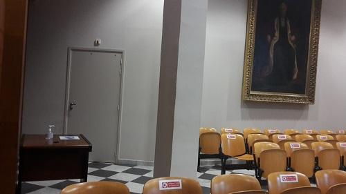 Salle des pas perdus