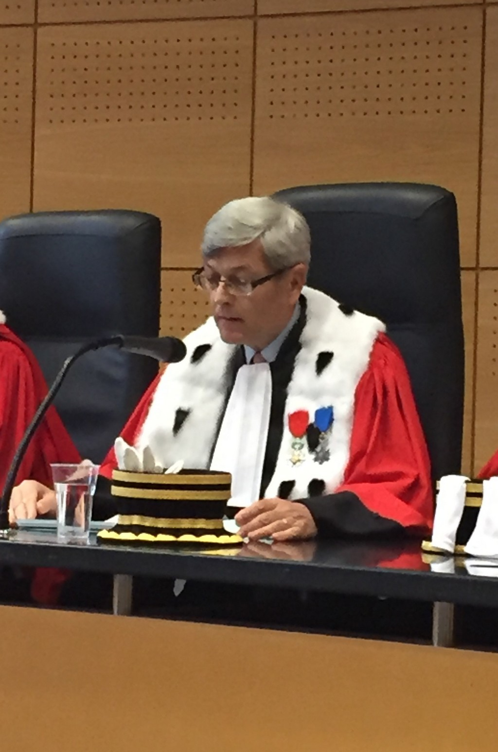 minist 232 re de la justice ca bastia audience de rentr 233 e solennelle
