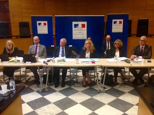 7ième réunion de coordination judiciaire pour la Corse
